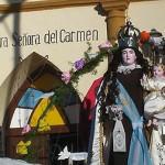 Tolombón honró a la Virgen del Carmen