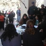 El concejo pidió por unanimidad la renuncia de Molina