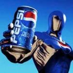 Encontrò una rana dentro de una lata de Pepsi