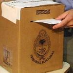 9718 electores habilitados para sufragar en las próximas elecciones