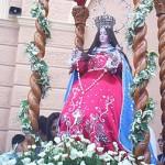 Cafayate honra a su patrona la Virgen del Rosario