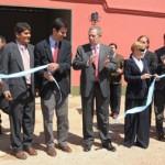 Se habilitó en San Carlos una planta de procesamiento de pimiento con energía solar