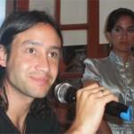 Luciano Pereyra en Animaná