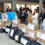 Alumnos de escuelas de Cafayate y Tolombón recibieron donaciones