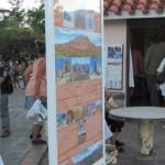 Guardaparques informan sobre la reserva provincial Quebrada de las Conchas