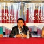 Presentaron el Museo de la Vid y el Vino a empresarios turísticos