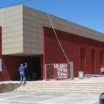 Urtubey acompañó a Gioja a recorrer el Museo de la Vid y el Vino