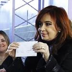 El 62% de los salteños votó por la presidenta