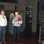 Representante del BID recorrió el Museo de la Vid y el Vino