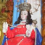 Comienza la novena a la Virgen del Rosario