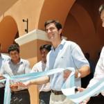 Inauguraron las refacciones del edificio municipal de San Carlos