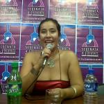Mariana Cayón, hizo danzar a los duendes serenateros