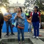 Campaña de prevención para jóvenes durante la Serenata