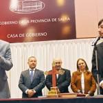 Cambios en el gabinete provincial