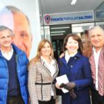El Frente Popular Salteño de Romero confirmó candidatos