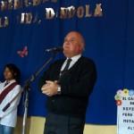 Se jubiló el profesor Horacio Di Bella