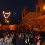 Gran participación en los honores a la Virgen del Rosario