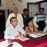 Se formó la comisión directiva del Consorcio río Angastaco