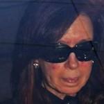 Operan hoy a Cristina del hematoma en el cráneo
