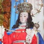 La procesión en honor a «La Sentadita» comenzará a las cinco de la tarde