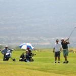 Finalizó el abierto de golf en Cafayate