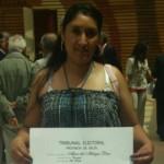 Tensa asunción de concejales en San Carlos