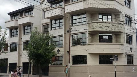 La sede central de la ADP en la ciudad de Salta