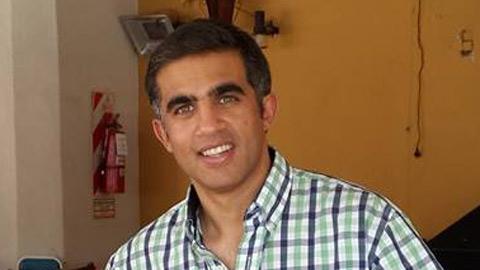 El senador de Cafayate, Miguel Nanni
