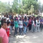 Las familias que reclaman terrenos elevaron al gobierno su respuesta