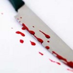 Atacó con un cuchillo a su expareja