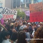 Otra marcha docente a la que se suma ATE, APSADES y ordenanzas de escuelas