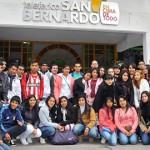 Jóvenes de Cafayate visitaron la Ciudad de Salta