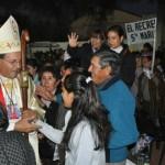 Una multitud acompañó la ordenación del nuevo obispo