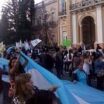 Conflicto docente: el gobierno solo propuso no descontar los días de huelga