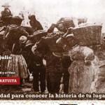 Muestra sobre personajes y oficios de la historia de Cafayate