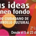 Proyectos cafayateños seleccionados para el Fondo Ciudadano de Desarrollo Cultural