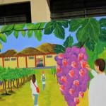 Cafayate tiene su Mural N° 14