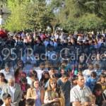 Enorme muestra de Fe y devoción en la procesión del Milagro
