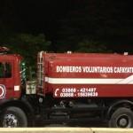 Nuevo camión cisterna para los Bomberos Voluntarios