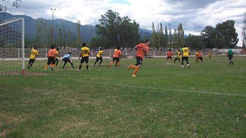 22 goles en la octava fecha del Torneo Clausura