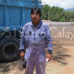 Medidas de fuerza en la Municipalidad de Cafayate