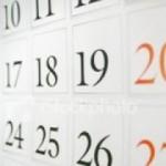 ¿Cuántos feriados y fines de semana largo habrá en 2015?