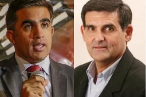 Miguel Nanni y Alberto Tonda