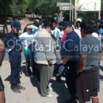 Grave enfrentamiento de dos grupos en El Divisadero
