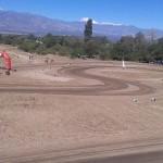 Inauguración y primera fecha del kartódromo Michel Torino
