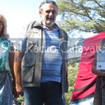 Jacinta Condorí recibió en Cafayate el premio Revelación Baradero 2015