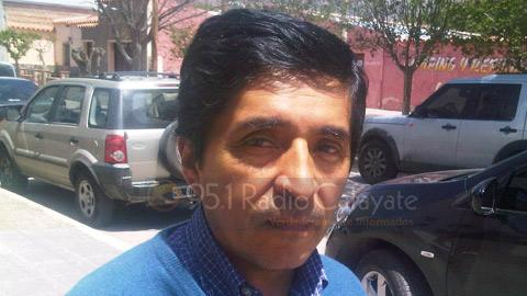 Sebastián Casimiro encabeza la expectativa romerista en Cafayate