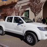 El municipio incorporó dos nuevos vehículos