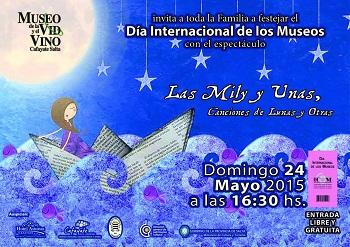 Espectáculo musical por el Día Internacional de los Museos