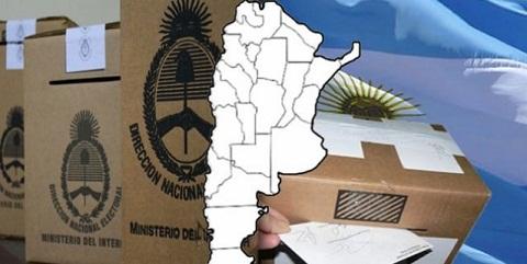Salta representa el 2,9% del electorado nacional